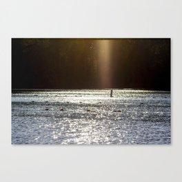 Hawk Island 1 Canvas Print
