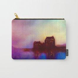 Eilean Donan Castle Sunset Carry-All Pouch