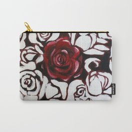 War of Roses Painting Carry-All Pouch