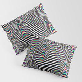 Trippy Drippy Pillow Sham