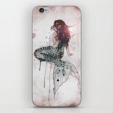 Mermaid II iPhone & iPod Skin