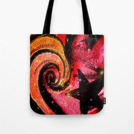 Star Flare Tote Bag