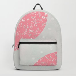 sakura blossoms || cotton & terrazzo Backpack