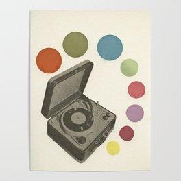 Pop Music Poster
