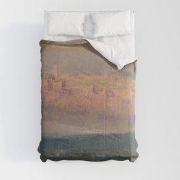 """J.M.W. Turner """"Corsica"""" Comforters"""