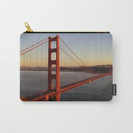 Golden Gate Bridge in San Francisco Carry-All Pouch