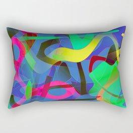 wave fxx. 3. 3 Rectangular Pillow