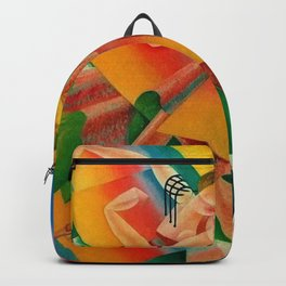 Dancer, Milan, Italy by Gino Severini Backpack