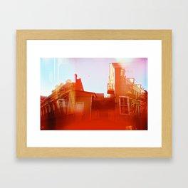 What Happened to New Orleans? Framed Art Print
