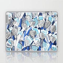 Flower Garden 4 Moonlight Laptop & iPad Skin