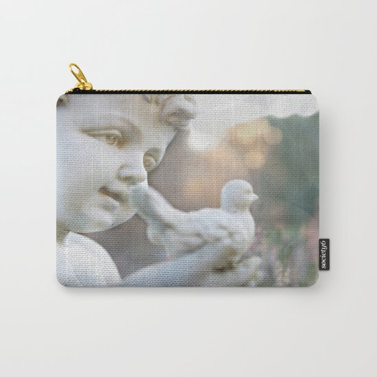 A Angel is Hope Carry-All Pouch