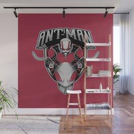 Ant-man Wall Mural