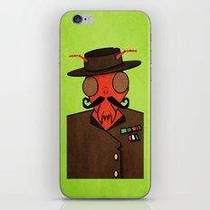 Serge Ant  iPhone Skin
