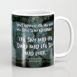 The Scorpio Races Coffee Mug