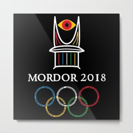 Next Olympics? Metal Print
