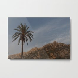North of Mallorca Metal Print