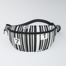 Barcode Fanny Pack