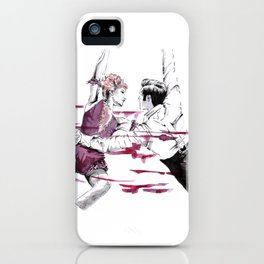 All I Want Is To Fly With You iPhone Case