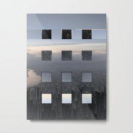 kalaallit nunaat // 2 Metal Print