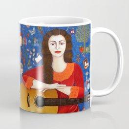 "Violeta Parra - ""Thanks to Life "" Coffee Mug"
