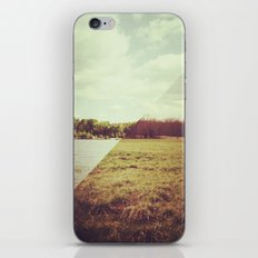 land/water | no. 2 iPhone & iPod Skin