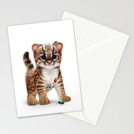 Not a PUSSYcat Stationery Cards