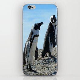 Just The Two Of Us  iPhone Skin