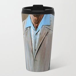 Kramer Seinfeld Painting Travel Mug