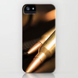 Bullets iPhone Case