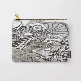 Zentangle i95 Carry-All Pouch