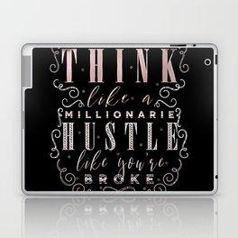 Think like a Millionaire Laptop & iPad Skin