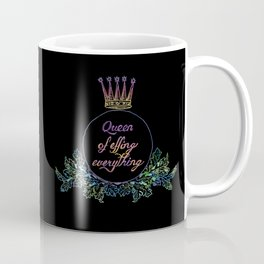 queen of effing everything Coffee Mug