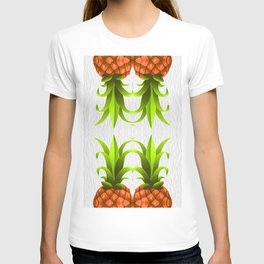 Tropical Pineapple Duo T-shirt