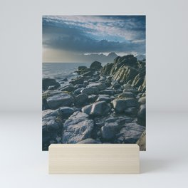 Elgol Beach VI Mini Art Print