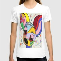 chihuahua T-shirts featuring Chihuahua by EloiseArt