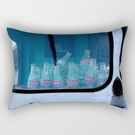 Empty Bottles Empty Dreams Rectangular Pillow
