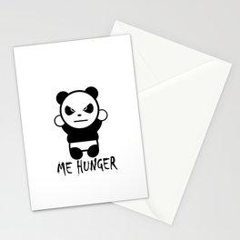Freakout Panda... Stationery Cards