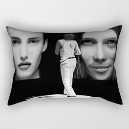 DM : Dave from In Your Room video in 1993 concert Rectangular Pillow