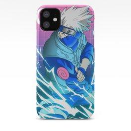 Pastel Shinobi iPhone Case