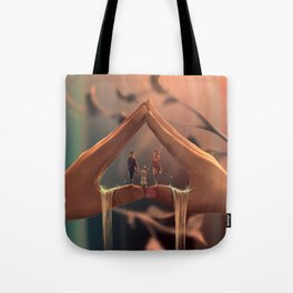A new journey Tote Bag