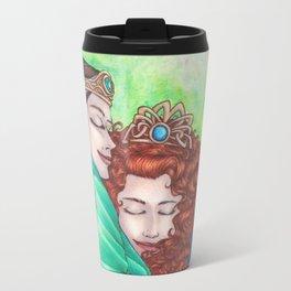 Merida and Elinor Travel Mug