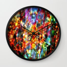 SUMMER NIGHT's DREAM Wall Clock