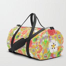 4160 Tuesdays Rainbow Botanicals Duffle Bag