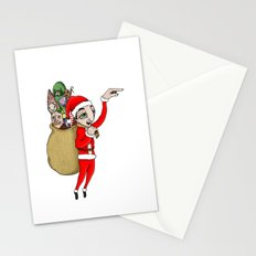 Merry Xmas Stationery Cards