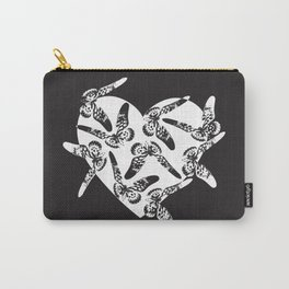 Wild and Rare Love Carry-All Pouch
