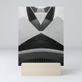 CALATRAVA | architect | City of Arts and Sciences Mini Art Print
