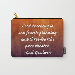 Pure Theatre Carry-All Pouch
