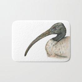 Australian White Ibis Bath Mat