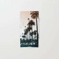 Los Angeles Hand & Bath Towel