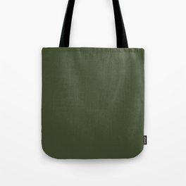Cedar Creek ~ Moss Green Tote Bag